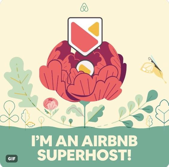 I am an Airbnb Superhost